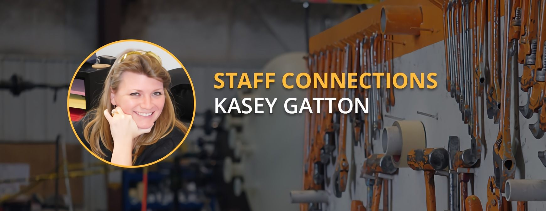Kasey Gatton staff connection
