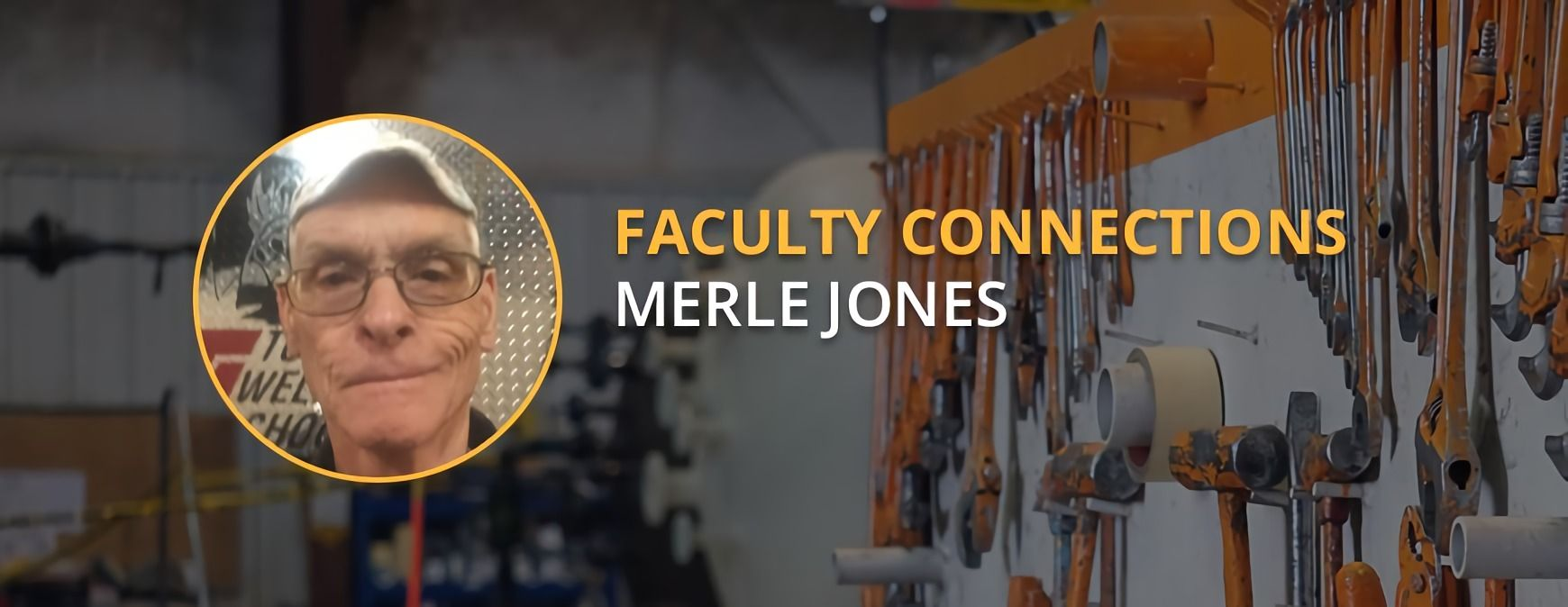 Merle Jones Faculty Connection