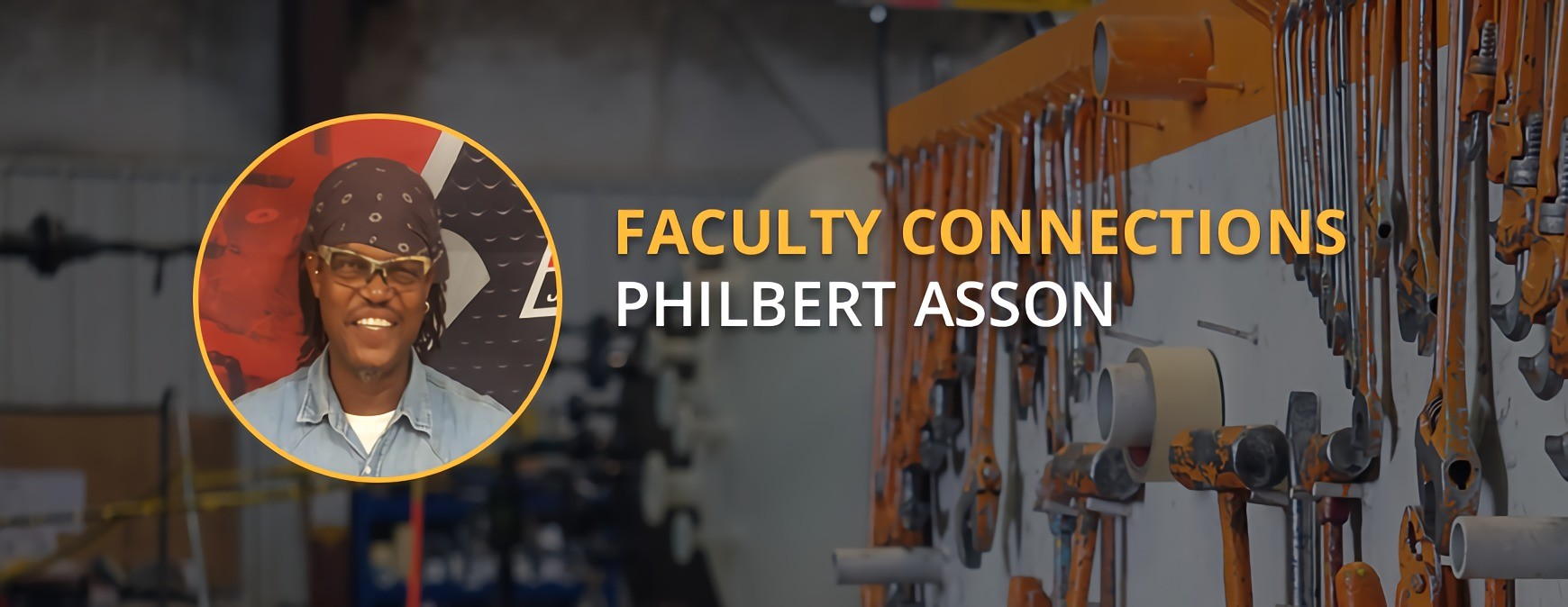Philbert Asson faculty connection