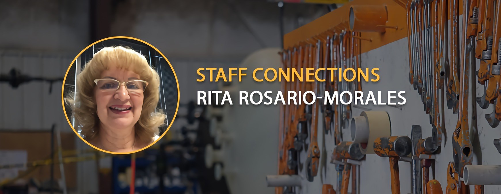 Rita Rosario-Morales Staff Connection