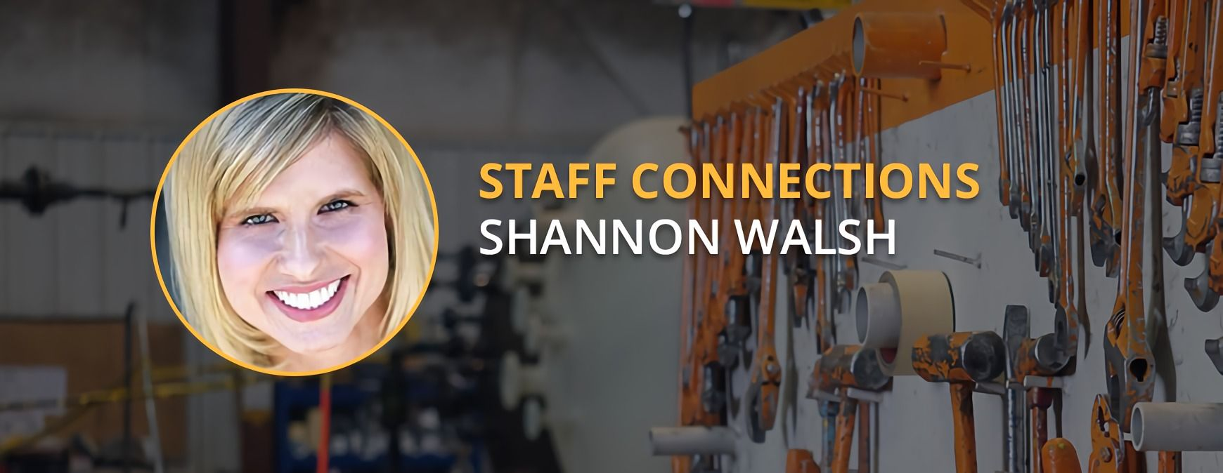 shannon walsh staff connections