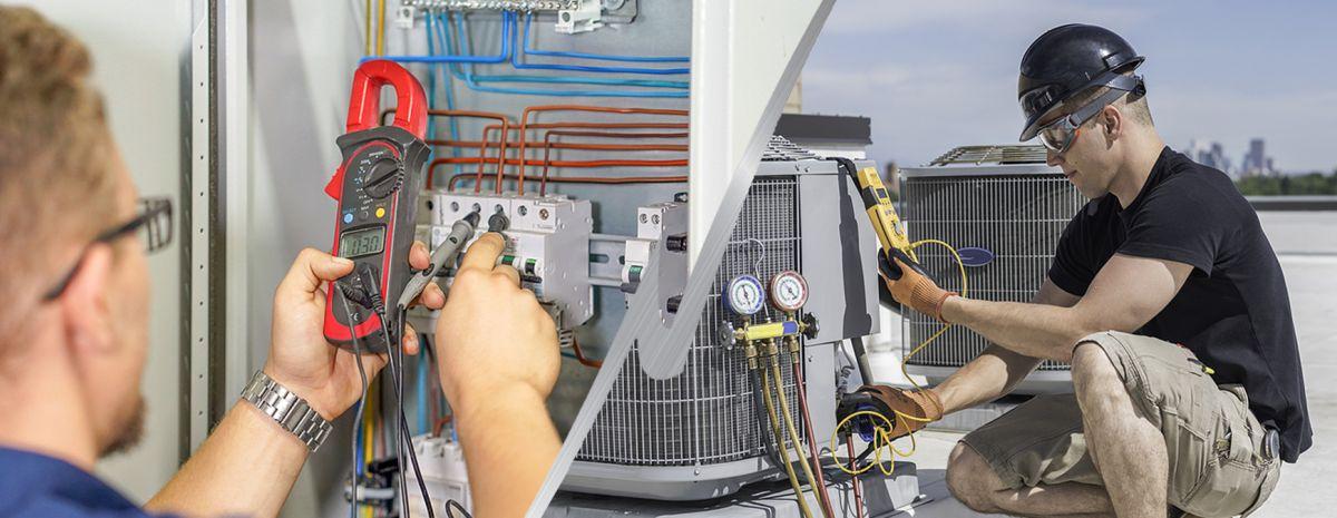 electrician career vs hvac technician career