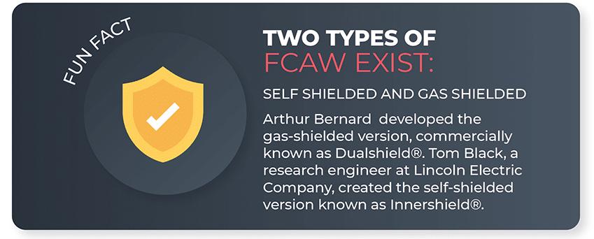 FCAW Welding Fun Fact