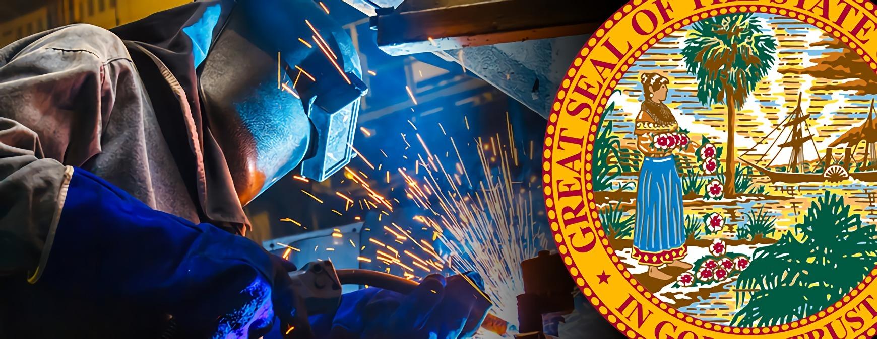 florida seal and skilled trade welder