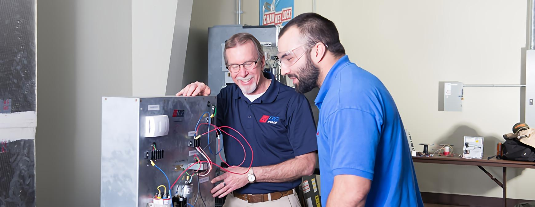 learning hvac electrical engineering