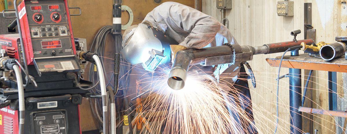 learning tig welding