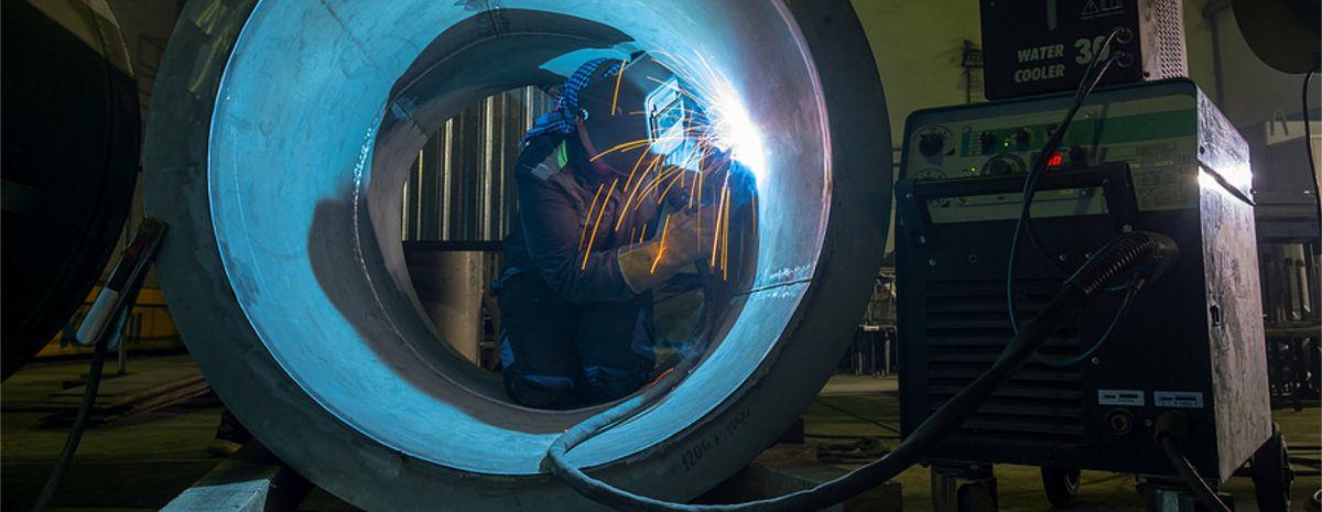 pipefitter welding machine