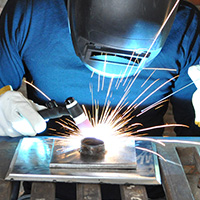 pulsed tig welding