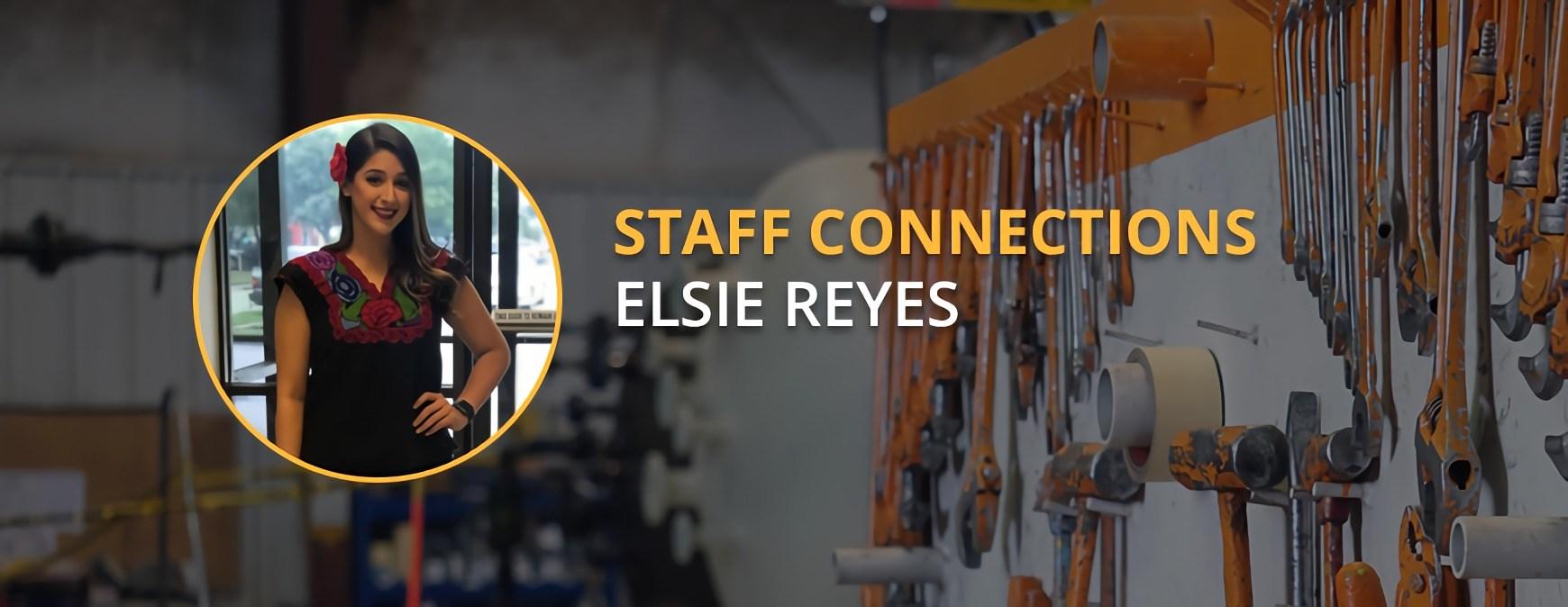 Staff Elsie Reyes