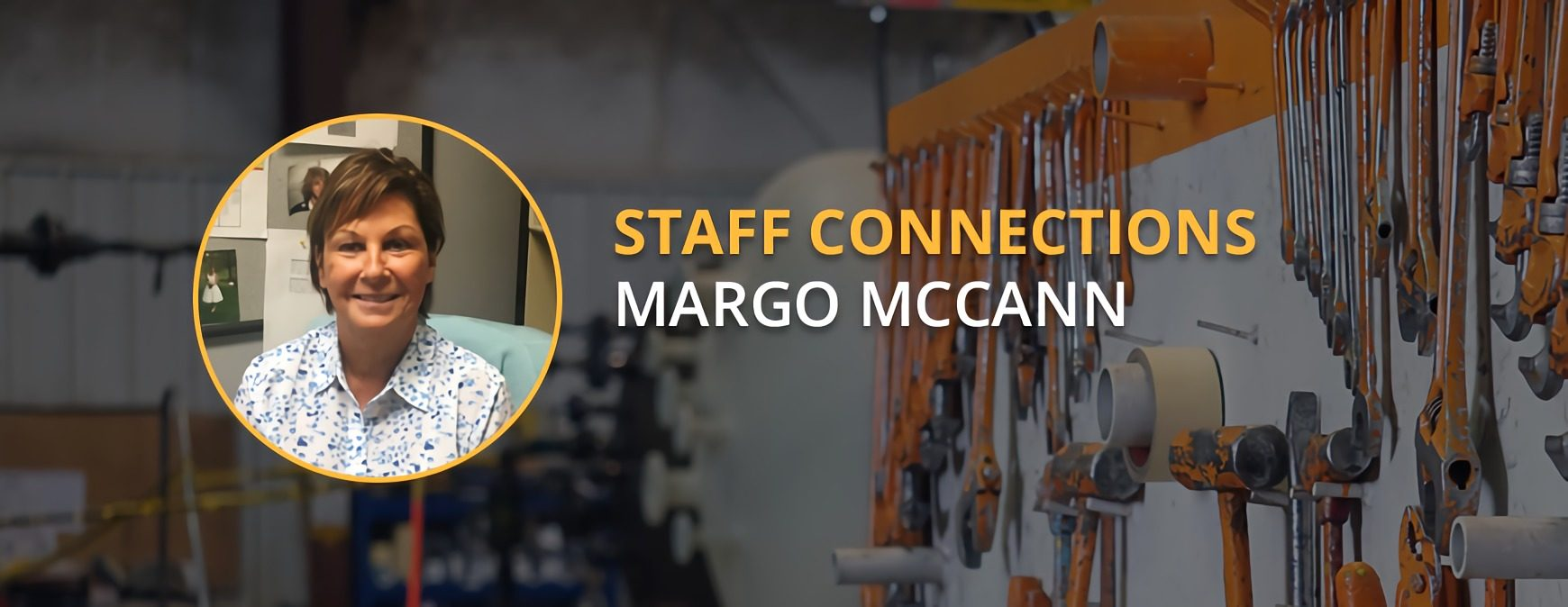 Margo Mcann staff connection