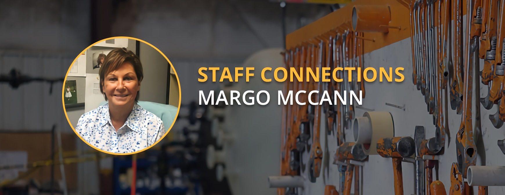 Margo Mcann staff connection