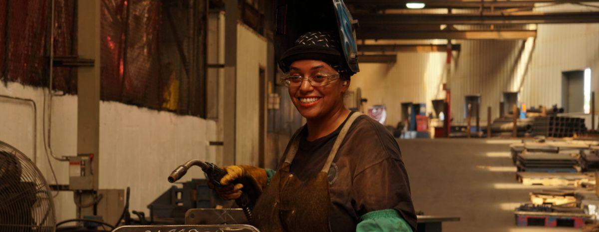 starting a new welding career