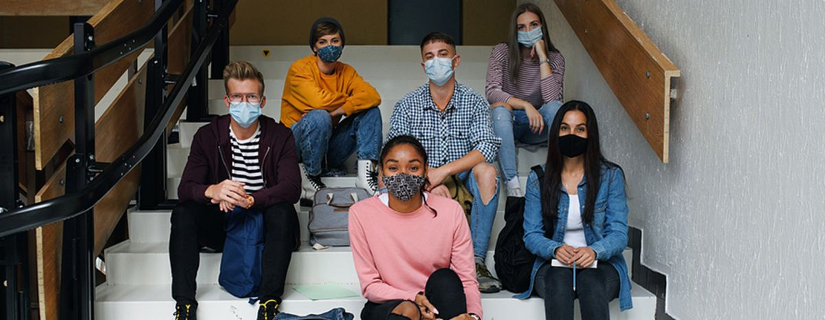 students during pandemic