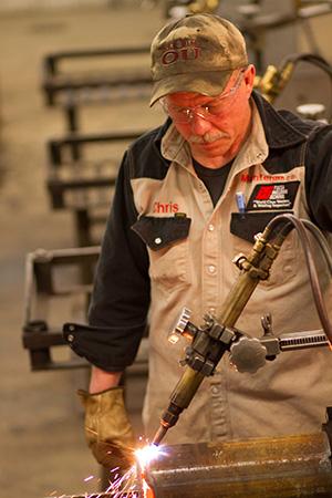 welding instructor and supervisor