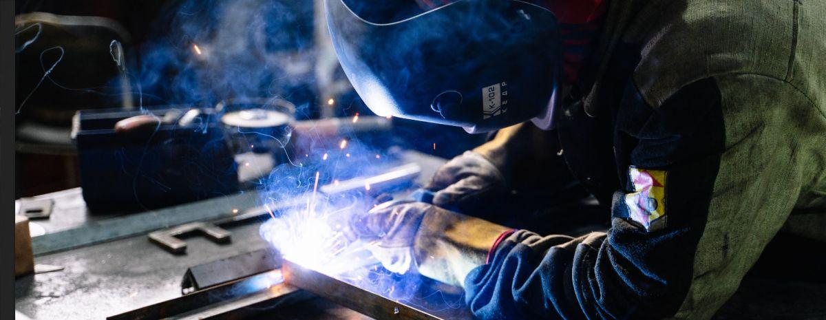 welding position
