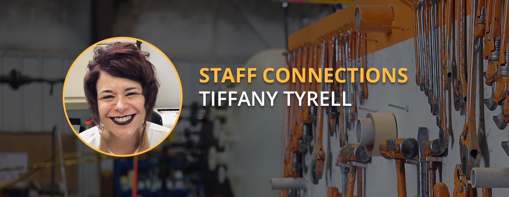 Tiffany Tyrrell staff connection