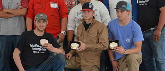 TWS High School Senior Welding Competition